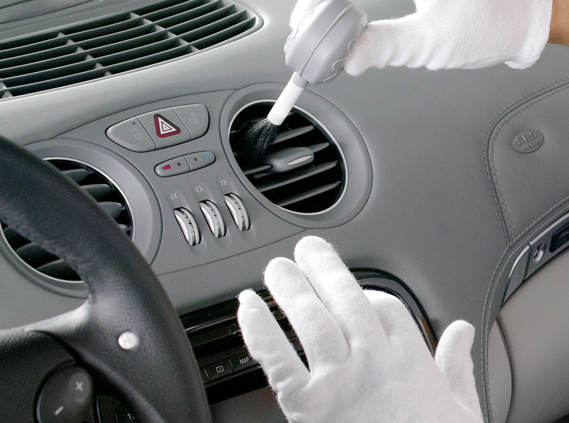 Dashboard Cleaning