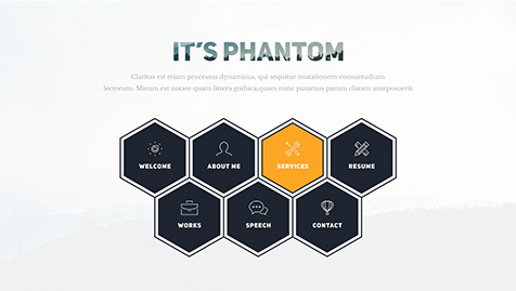 Phantom Bussiness Joomla template