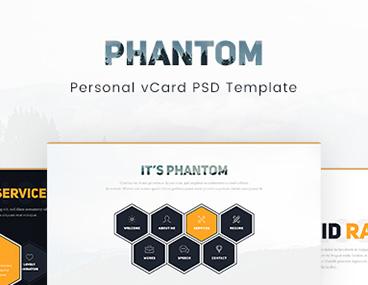 Phantom Bussiness Joomla template