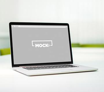 The Laptop Mockup