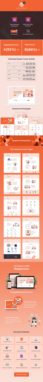Digitax - SEO And Digital Marketing Agency WordPress Theme
