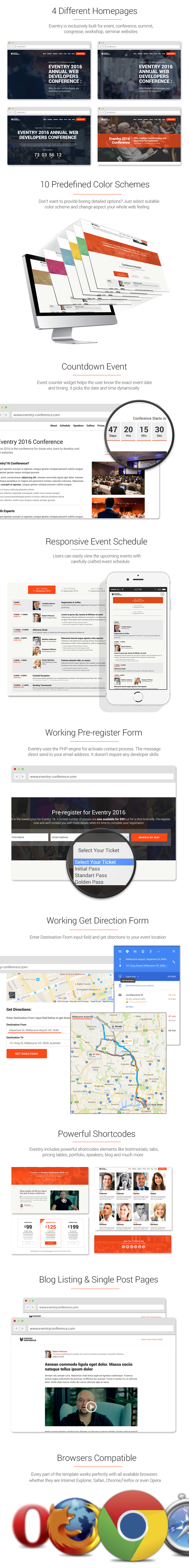 Eventry WordPress Theme