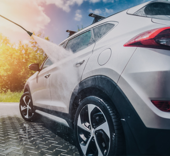 Professional Washing and Cleaning of Your Car